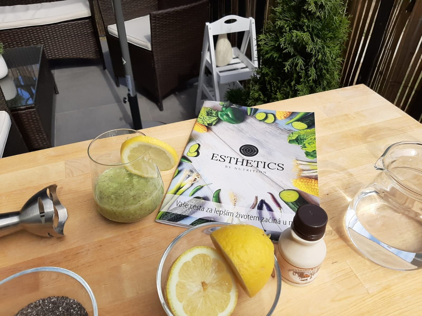 Esthetics by Nutrition