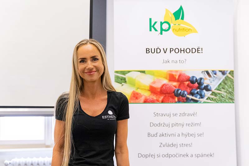 Nezisková organizace KP Nutrition